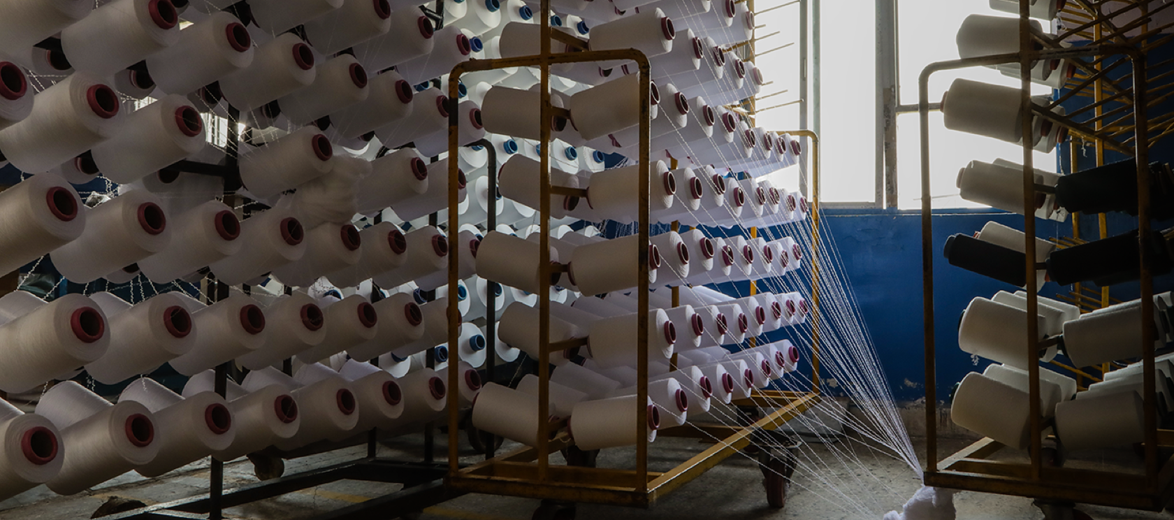Sarla Fibers | Thread And Yarn Manufacturing